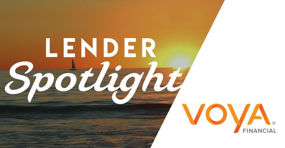 lender spotlight voya financial